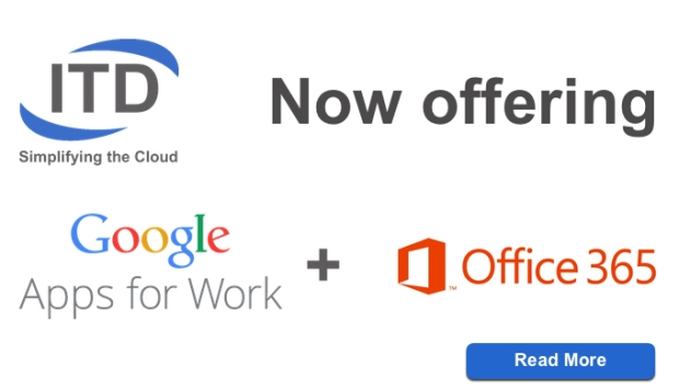 Google and Microsoft 365